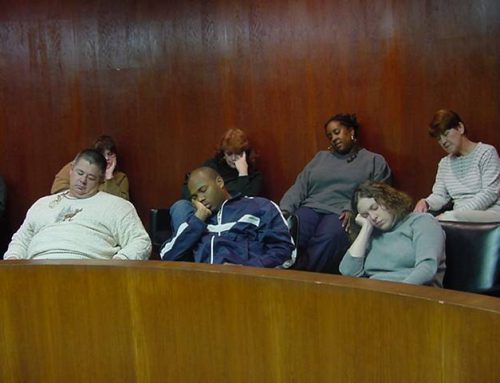 PLAYING TO YOUR TRIAL AUDIENCE:  THE JURY