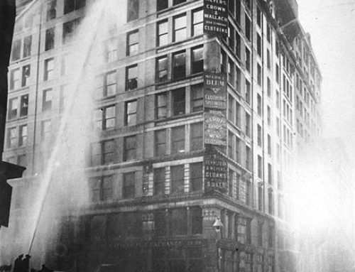 100 YEAR ANNIVERSARY OF THE TRIANGLE SHIRTWAIST FACTORY FIRE