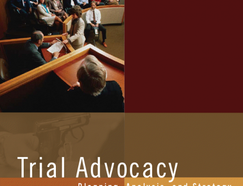 COMING SOON -TWO NEW TRIAL ADVOCACY BOOKS